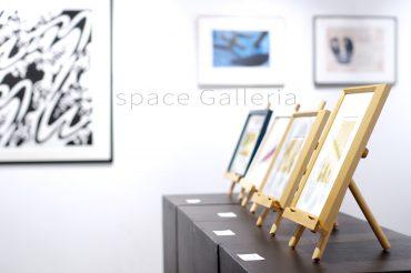 アニモ銅版画展@千葉space Galleria