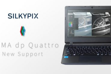 SILKYPIXシリーズがSIGMA dp Quattroシリーズに対応